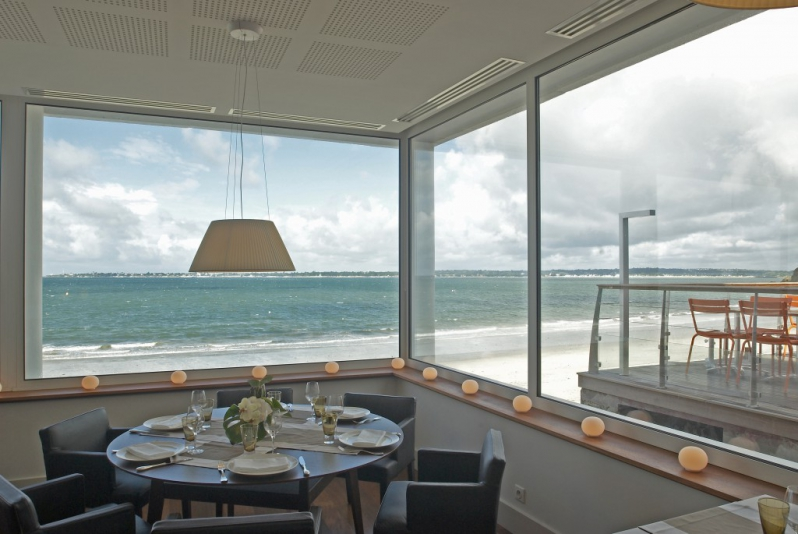 Hotel – Restaurant en baie de Concarneau