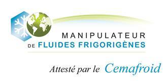 Manipulateur fluides frigorigènes